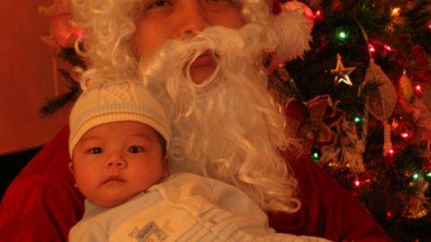 Timmy xíu xiu và ông già Noel